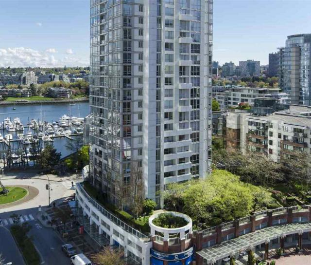 1608 - 189 Davie Street, Yaletown, Vancouver West 2